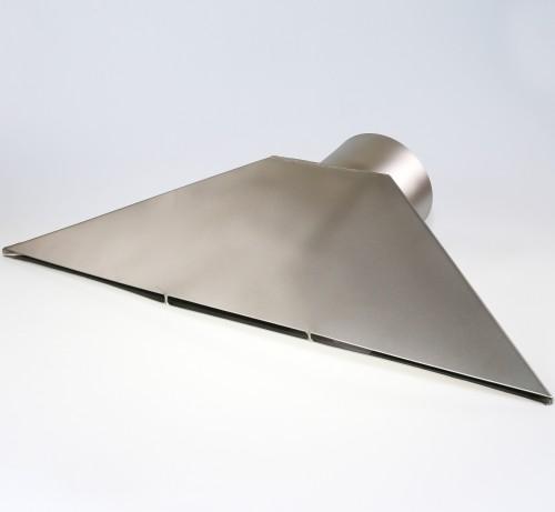 Bredslits 500x7 mm