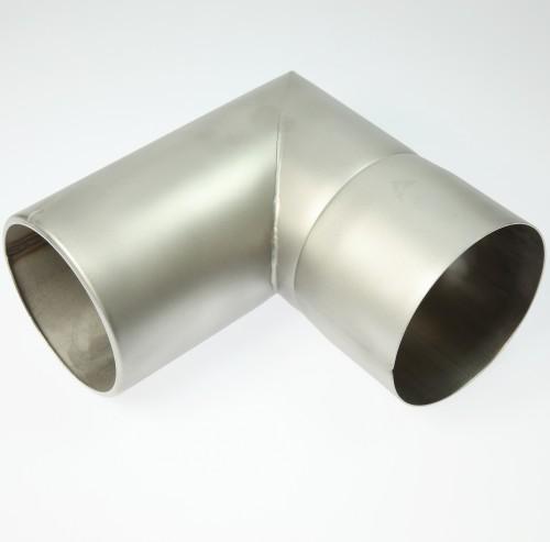 Vinkel munstycke 90°, 175x175 mm