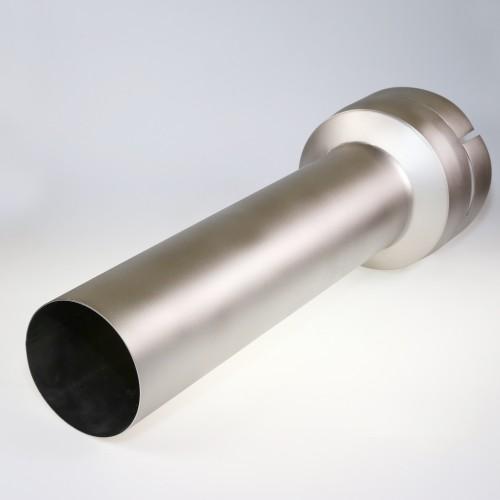 Förlängningsmunstycke, 400x100 mm