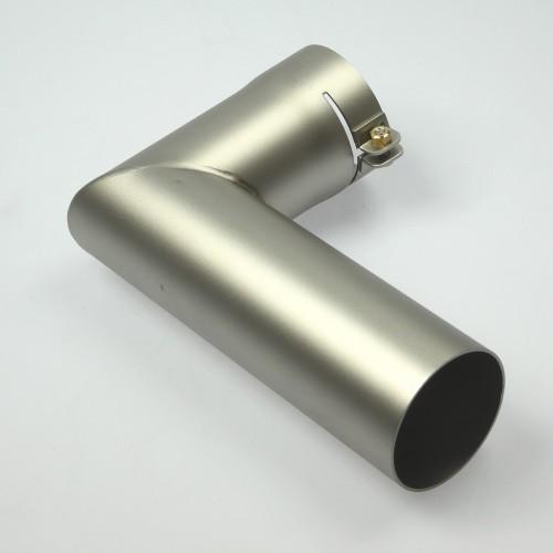 Vinkel munstycke 90°, 106x162 mm