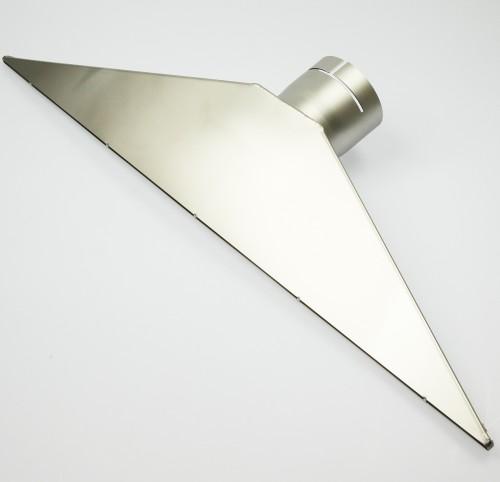 Bredslits 500x4 mm