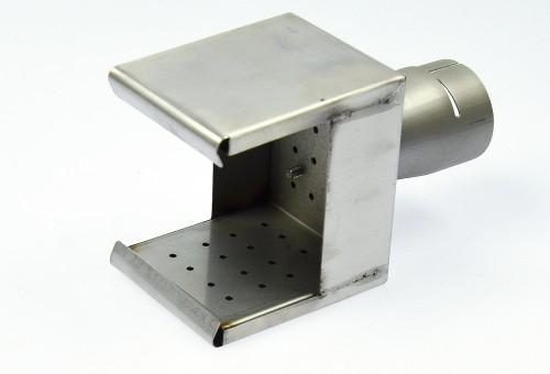 Silreflektor 60x57x45 mm